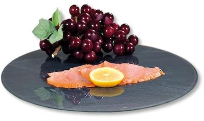 KESPER for kitchen & home Servierplatte Glas kaufen