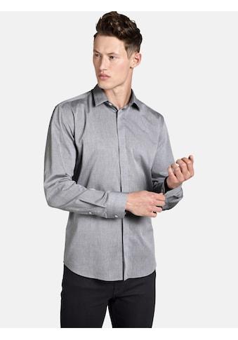 SHIRTMASTER Langarmhemd »greyshades« kaufen