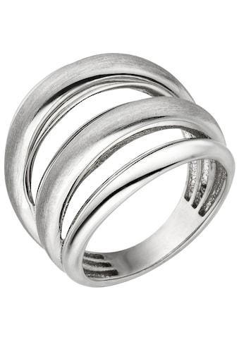 JOBO Fingerring, mehrreihig 925 Silber kaufen