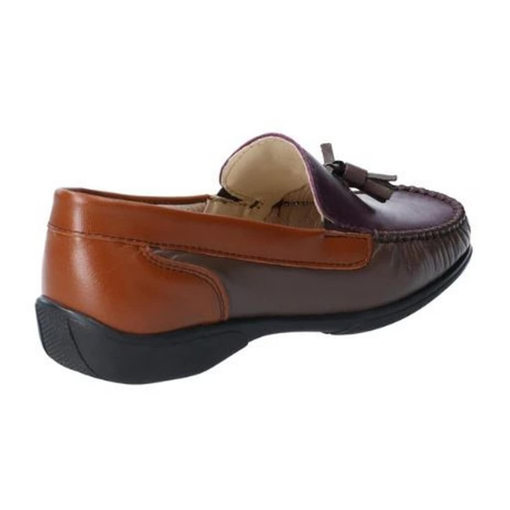 Cotswold Loafer »Damen Biddlestone Leder Slip On Schuh«