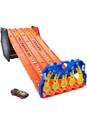 Hot Wheels Autorennbahn »2in1 Spielset & Box«, inkl. 1 Spielzeugauto kaufen