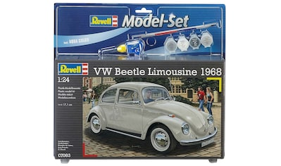 Revell® Modellbausatz »VW Beetle Limousine 68«, (Set), 1:24, Made in Europe kaufen