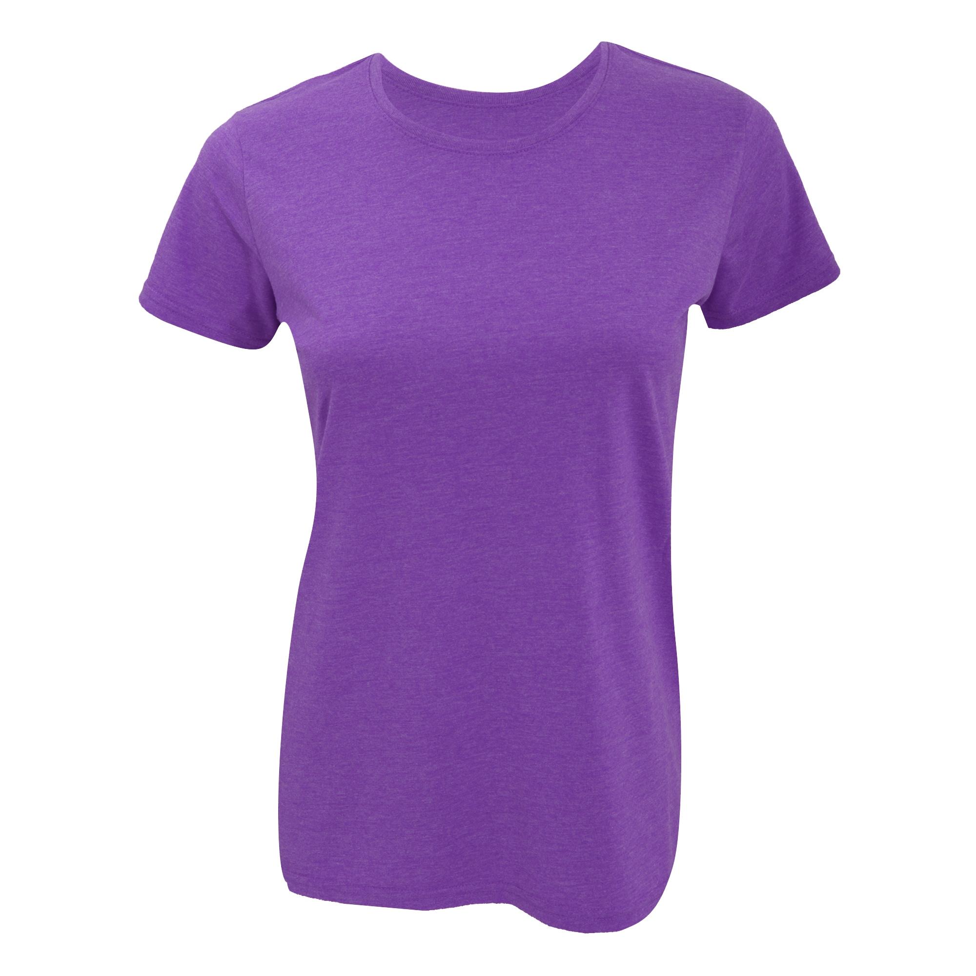 Russell T-Shirt Damen lange Länge | Bekleidung > Shirts > T-Shirts | Russell