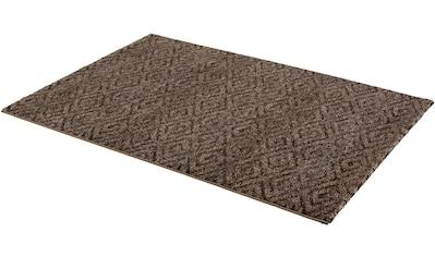 Teppich, »Carpi Raute«, ASTRA, rechteckig, Höhe 15 mm, maschinell gewebt kaufen