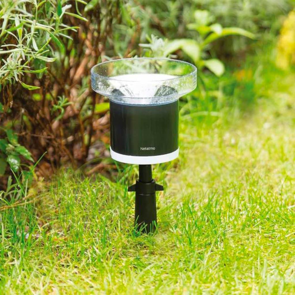 Netatmo Wetterstation »Smarte Wetterstation + Regenmesser«