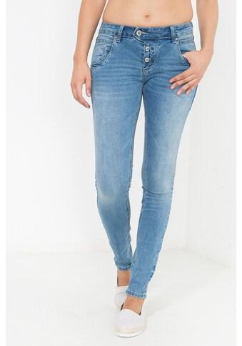 Blue Monkey Skinny - fit - Jeans »Manie 3951« kaufen