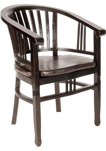 SIT Armlehnstuhl »Samba«, im Lodge-Stil kaufen