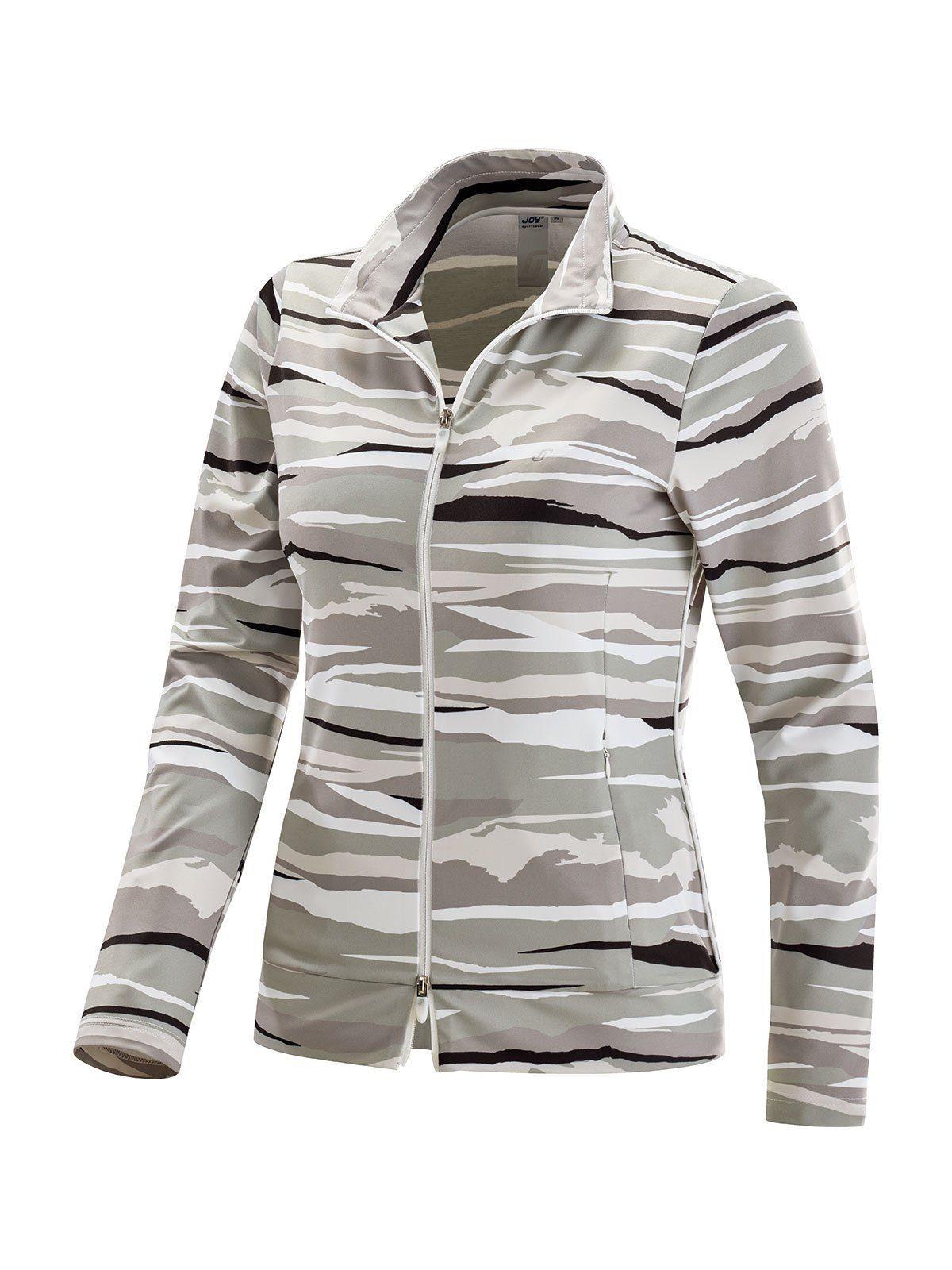 Joy Sportswear Trainingsjacke PAVLA | Sportbekleidung > Sportjacken > Sonstige Sportjacken | Grau | Joy Sportswear