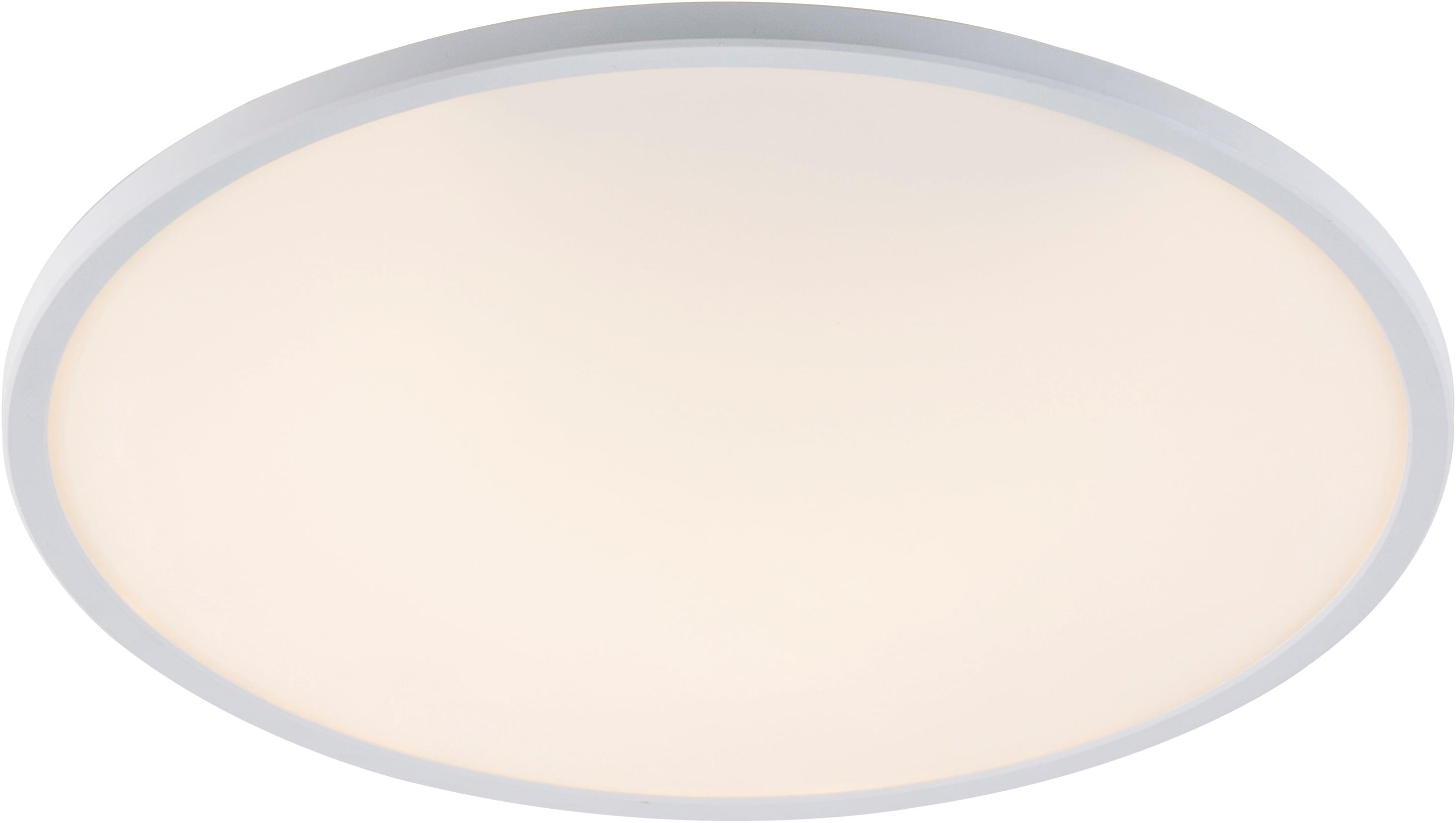 Nordlux LED Deckenleuchte OJA 42 IP54 2700 K Dim, LED-Board, Warmweiß, LED Deckenlampe