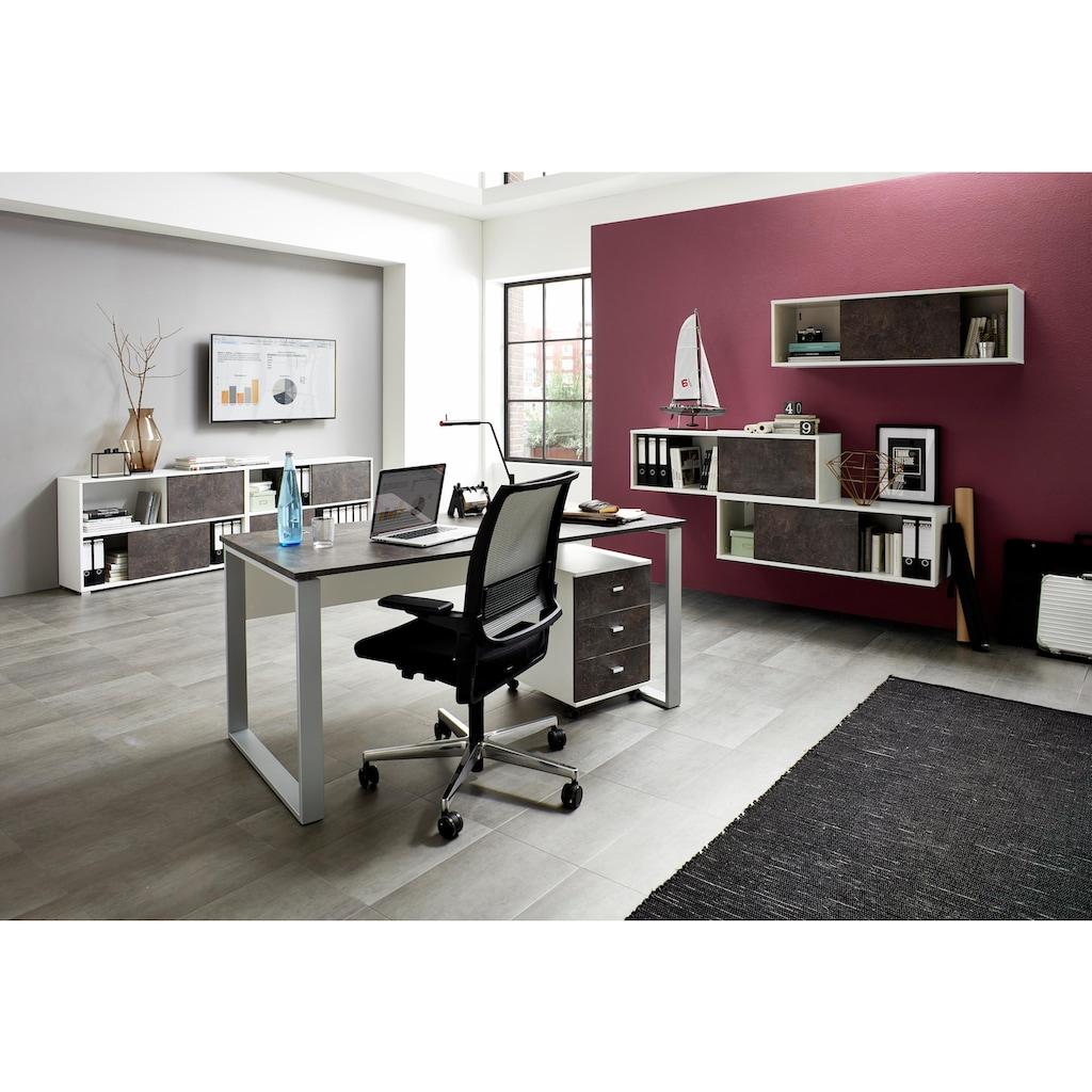 GERMANIA Büro-Set »Altino«, (Set, 2 St.)