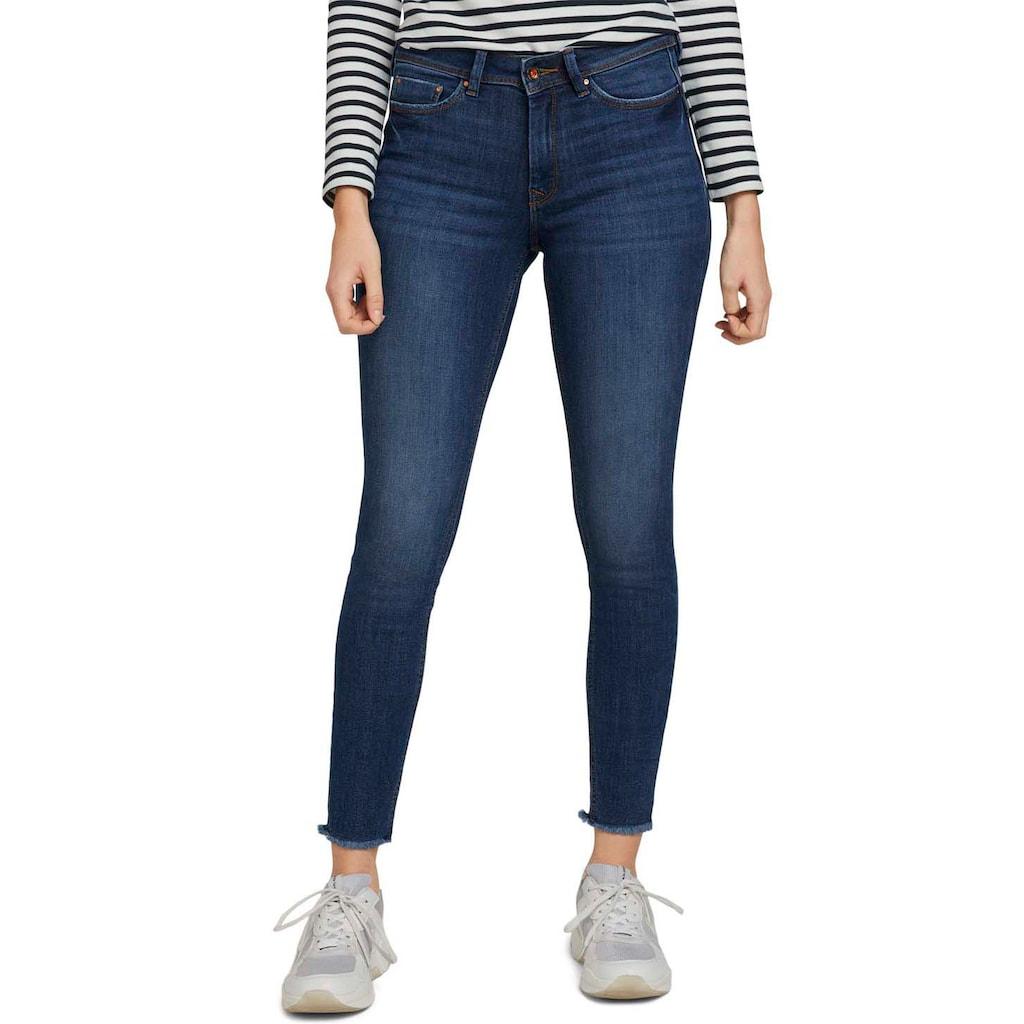 TOM TAILOR Denim Skinny-fit-Jeans, mit Push-Up Effekt