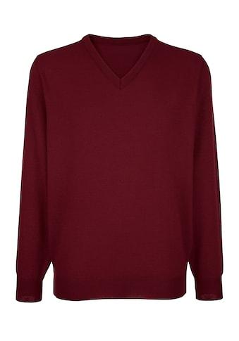 Roger Kent V - Ausschnitt - Pullover kaufen