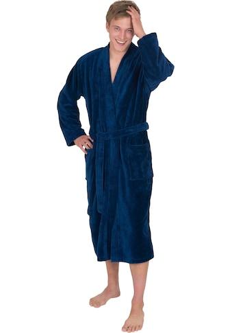 Herrenbademantel »1017«, Wewo fashion kaufen