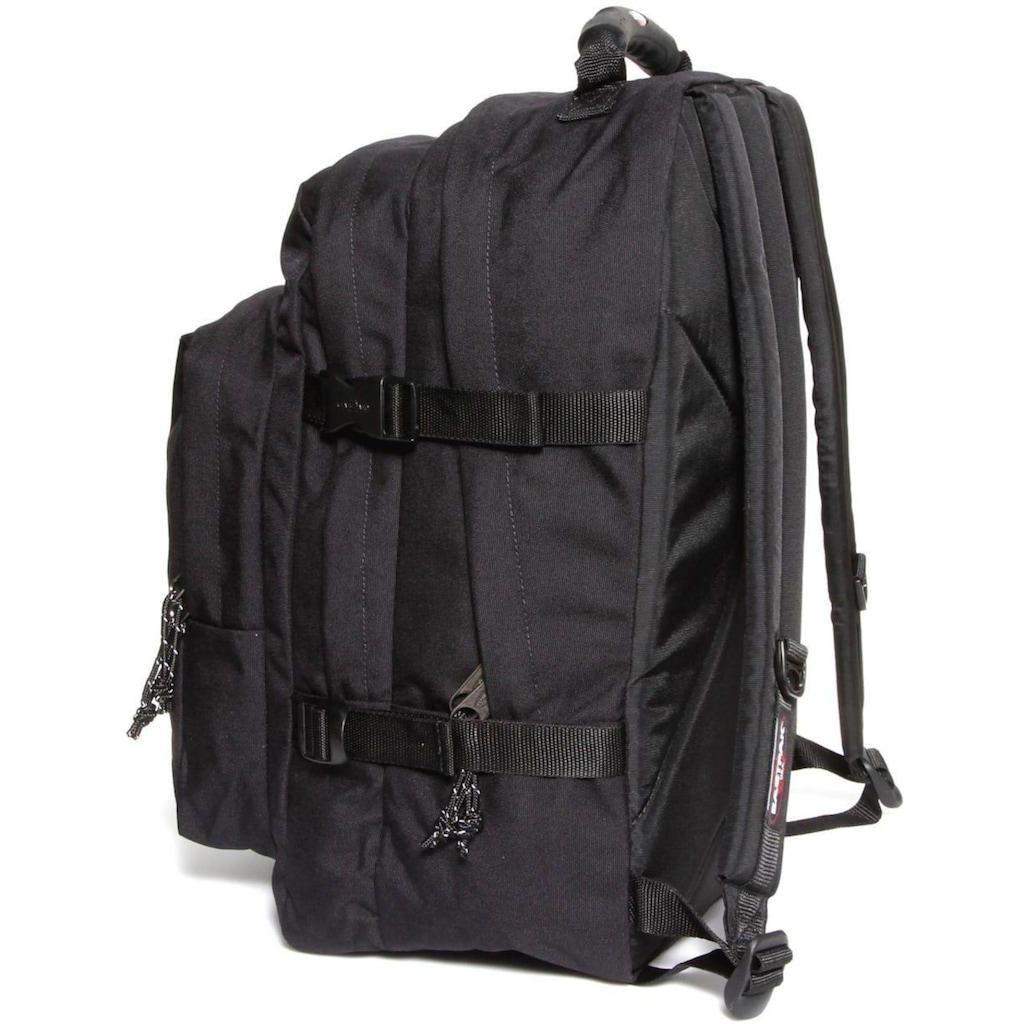 Eastpak Laptoprucksack »PROVIDER black«, enthält recyceltes Material (Global Recycled Standard)