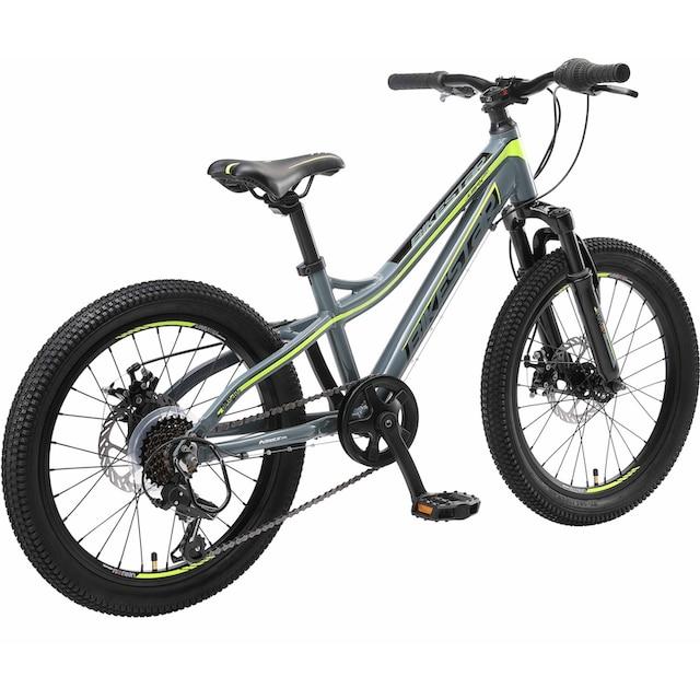 Bikestar Mountainbike 7 Gang Shimano RDTY21 Schaltwerk, Kettenschaltung