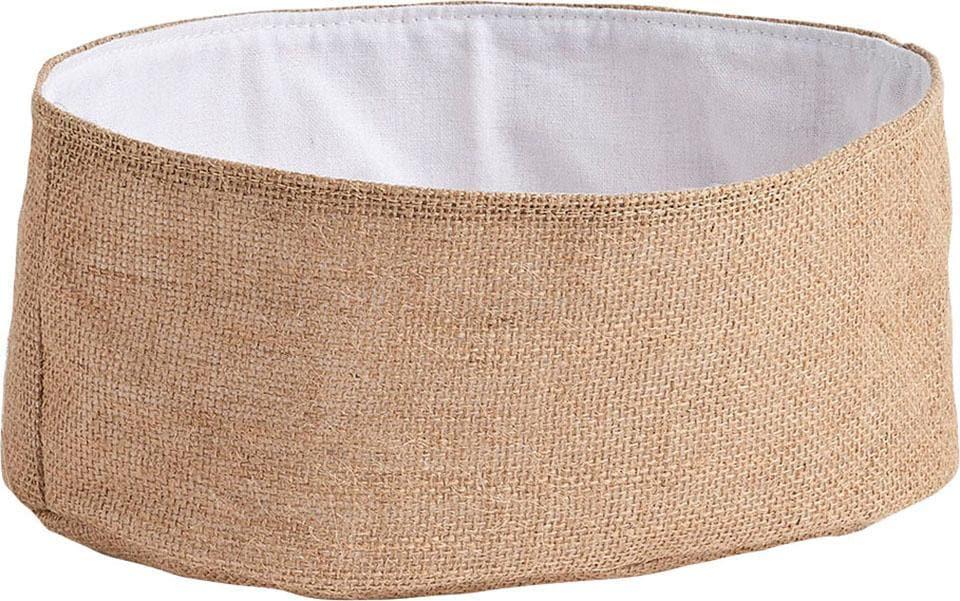 Zeller Present Aufbewahrungskorb, (Set, 2 St.) beige Körbe Aufbewahrung Ordnung Wohnaccessoires Aufbewahrungskorb