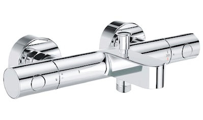 GROHE Wannenthermostat »Grohtherm 1000 Cosmopolitan«, für Wandmontage, Thermostat - Batterie, DN 15 kaufen