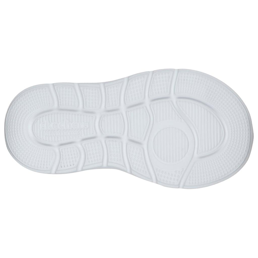 Skechers Kids Sandale »C-FLEX SANDAL 2.0«, mit Klettverschluss und Gummizug