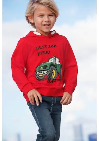 Arizona Kapuzensweatshirt »Traktor« kaufen