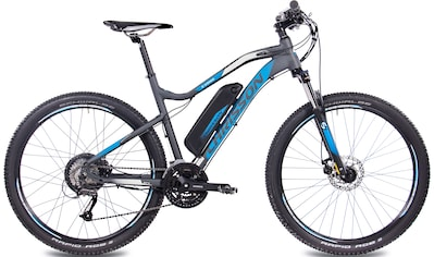 Chrisson E - Bike »E - Weger«, 27 Gang Shimano Altus RD - M370 - SGS Schaltwerk, Kettenschaltung, Heckmotor 250 W kaufen