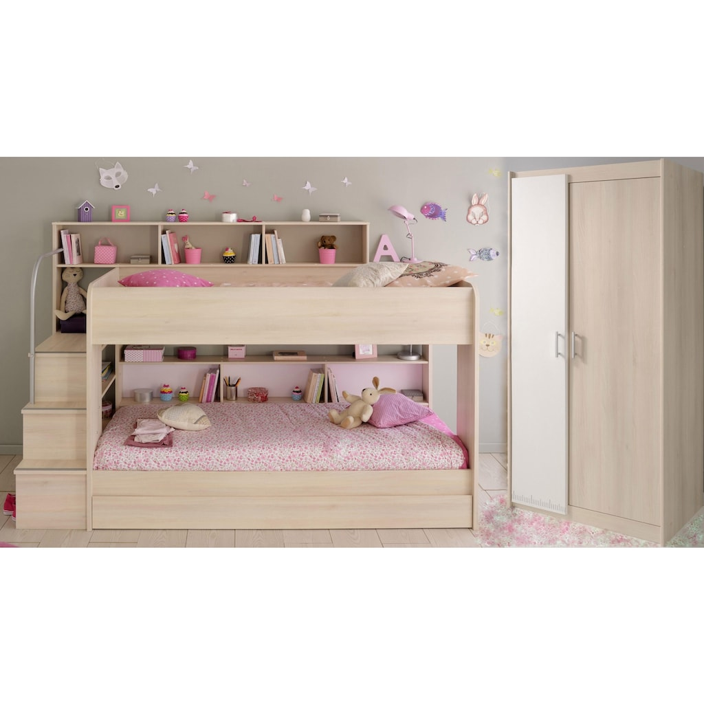 Parisot Jugendzimmer-Set »Bibop«, (Set, 2 St.)