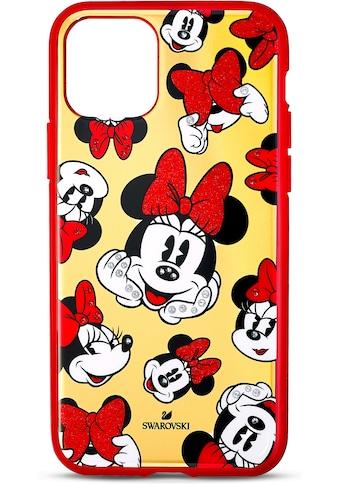 Swarovski Smartphone - Hülle »Minnie Smartphone Schutzhülle mit Stoßschutz, iPhone® 11 Pro, 5556531« kaufen