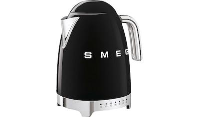 Smeg Wasserkocher, KLF04BLEU, 1,7 Liter, 2400 Watt kaufen