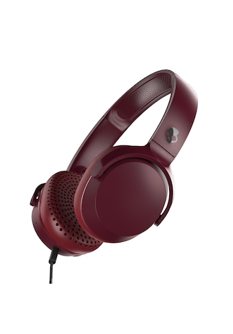 Skullcandy Headset »RIFF ON - EAR W/TAP TECH Moab/Red/Black« kaufen