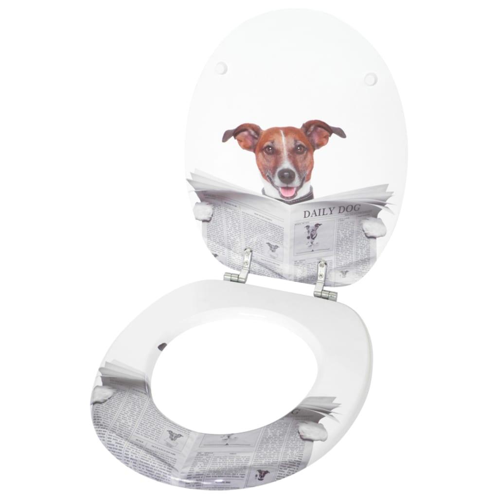 Sanilo WC-Sitz »Newspaper«