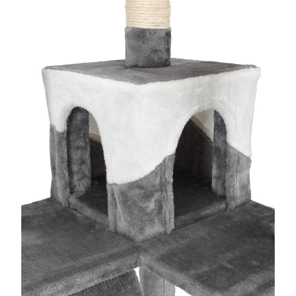 ABUKI Kratzbaum »Jimmy«, hoch, BxTxH: 50x50x170 cm