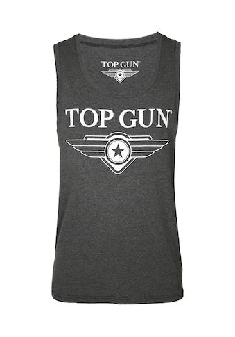 TOP GUN Muscleshirt »Truck« kaufen
