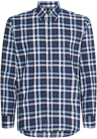 Tommy Hilfiger Langarmhemd »CL MULTI CHECK REG SHIRT« kaufen