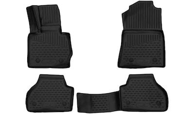 WALSER Passform-Fußmatten »XTR«, (4 St.), für Audi A6 Limousine Bj 11/2010 - 09/2018,... kaufen