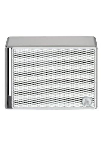 "Hama Mobiler Bluetooth® - Lautsprecher ""Pocket Steel"" »Aluminium« kaufen"