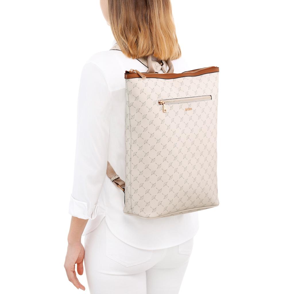 Joop! Cityrucksack »cortina elva backpack lvz 1«, mit goldfarbenen Details
