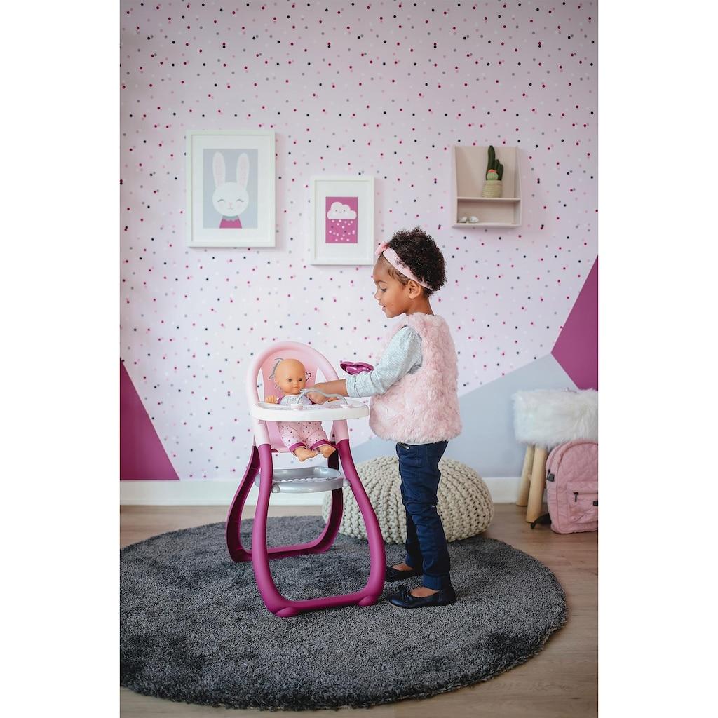 Smoby Puppenhochstuhl »Baby Nurse Puppenhochstuhl«, Made in Europe
