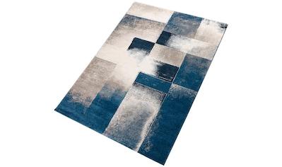 Teppich, »Miro«, Living Line, rechteckig, Höhe 12 mm, maschinell gewebt kaufen