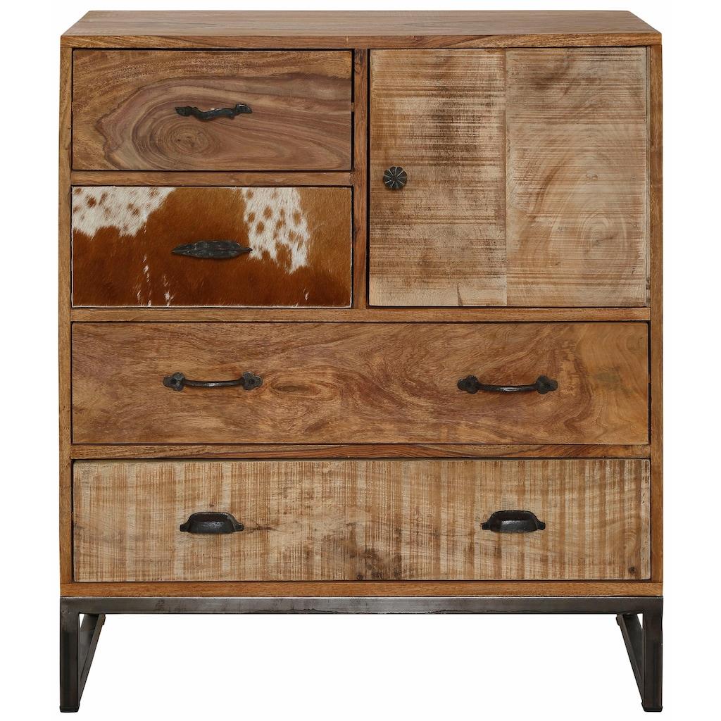 Home affaire Sideboard »Naresh«, Breite 80 cm