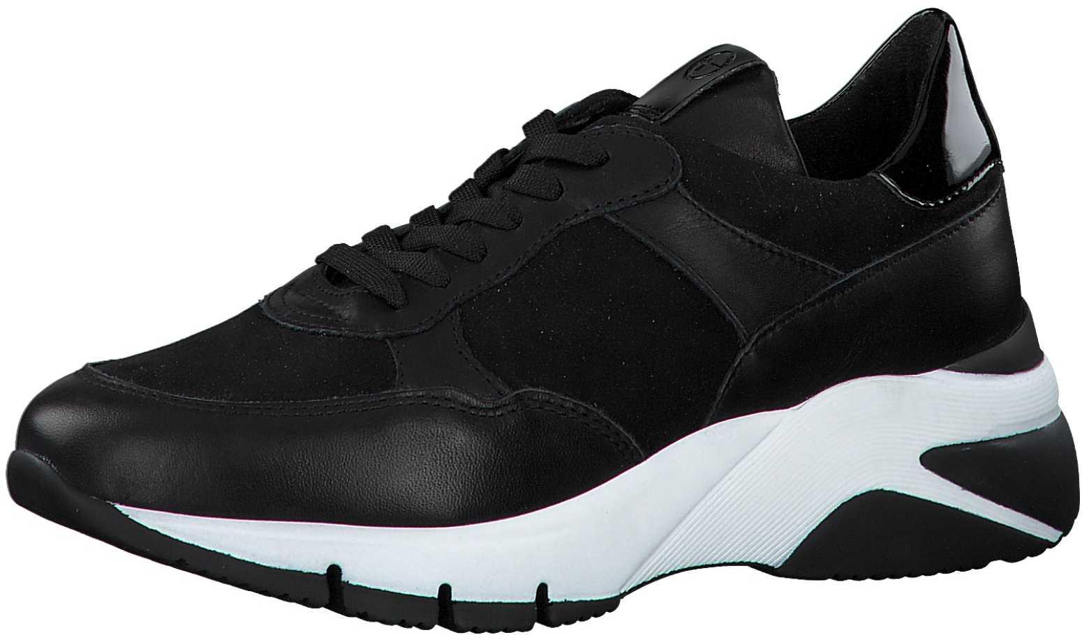 tamaris -  Sneaker Leder/Textil