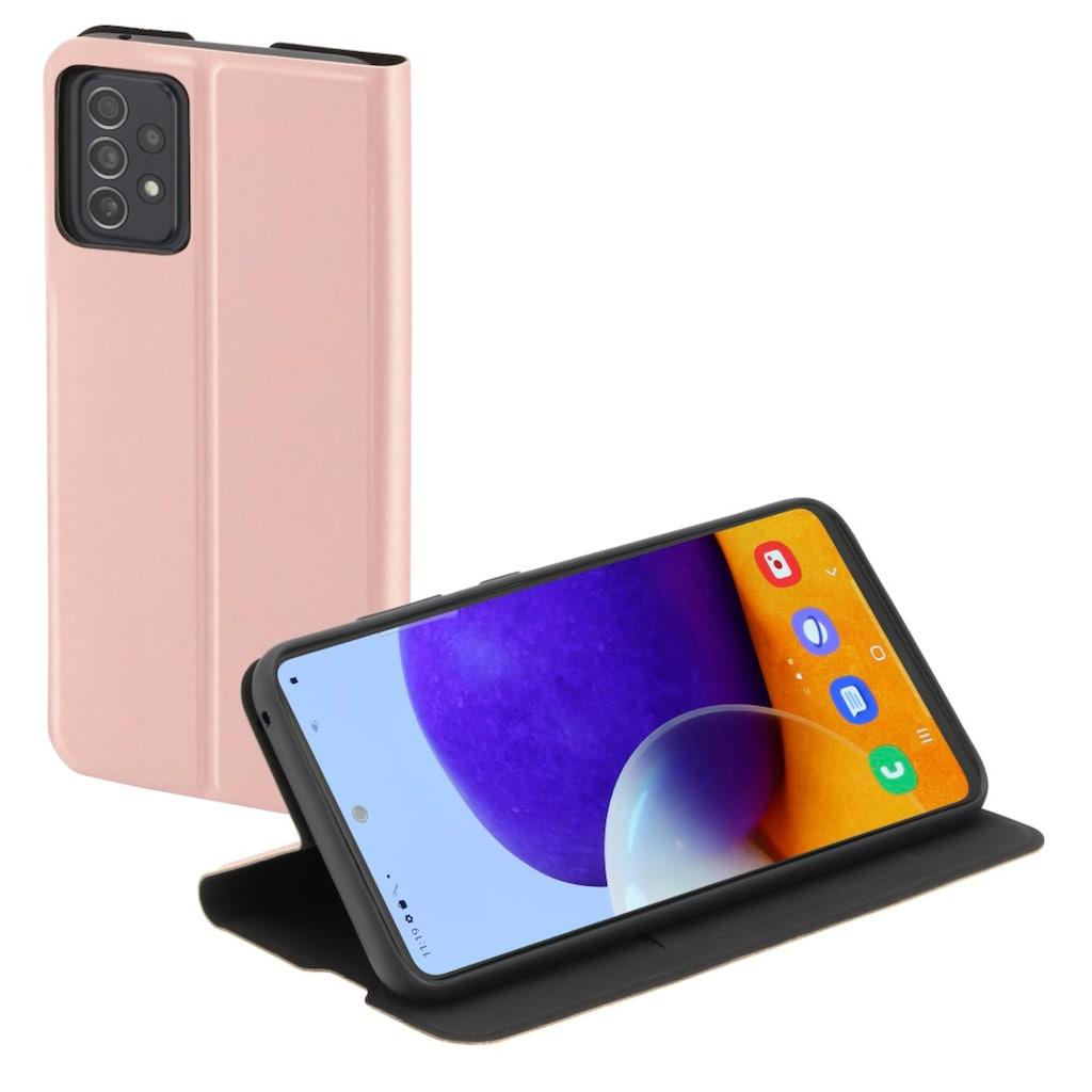 """Hama Smartphone-Hülle »Smartphone Booklet Tasche«, """"Single2.0"""" für Samsung Galaxy A72"""