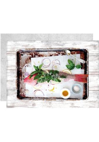 Platzset, »3955 DELIKATESSEN  -  Fisch«, APELT (Set, 4 - tlg.) kaufen