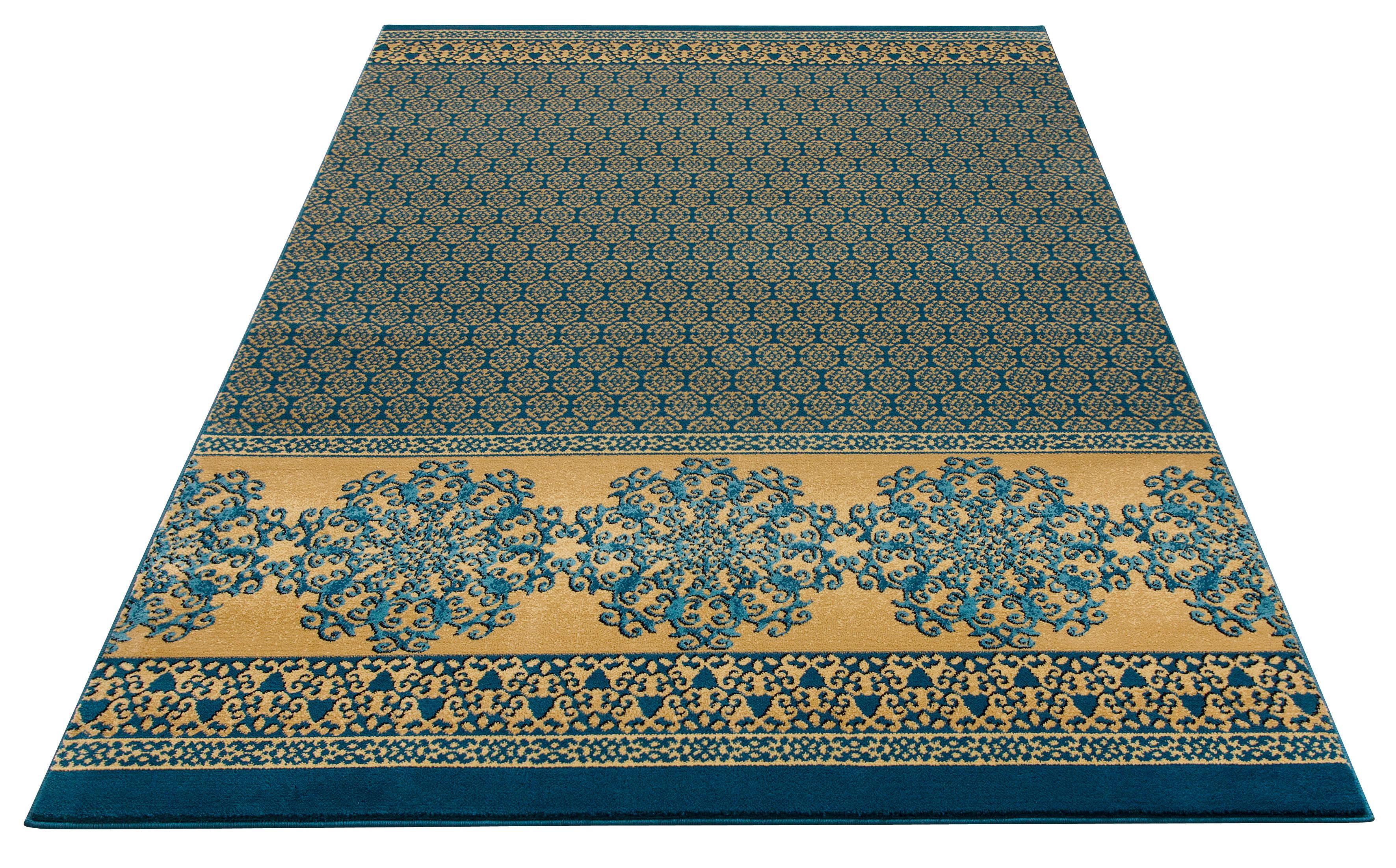 Teppich Alma my home rechteckig Höhe 11 mm maschinell gewebt