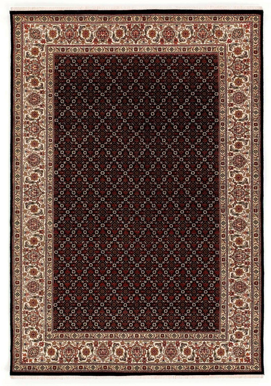 Orientteppich Cavari Herati OCI DIE TEPPICHMARKE rechteckig Höhe 4 mm manuell geknüpft