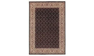 Orientteppich, »Cavari Herati«, OCI DIE TEPPICHMARKE, rechteckig, Höhe 4 mm, manuell geknüpft kaufen