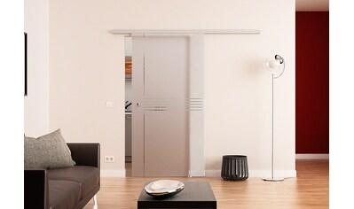 DORMA Glasschiebetür »MUTO Comfort M 60«, Idea, mit Muschelgriff kaufen