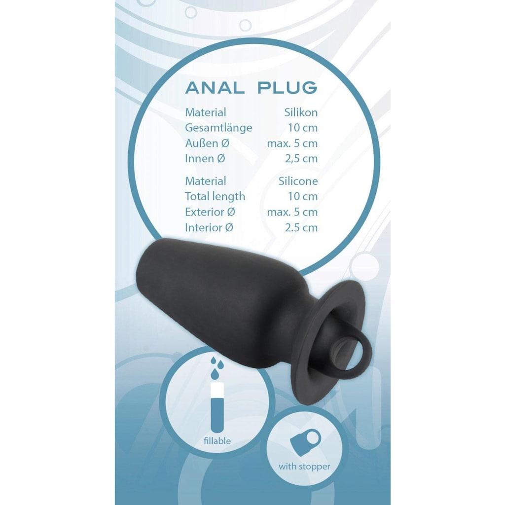 You2Toys Analplug »Lust Tunnel«