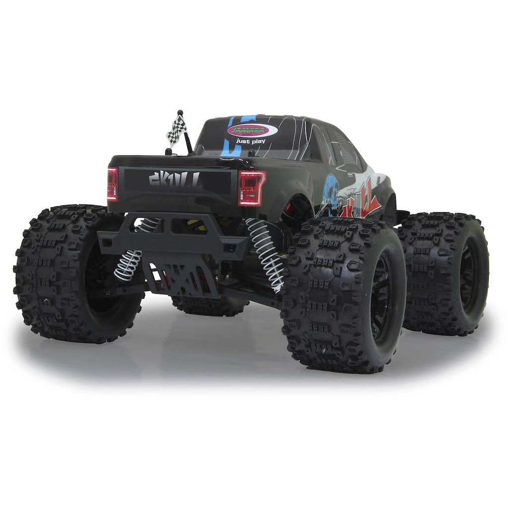 Jamara RC-Monstertruck »Skull EP 4WD 1:10 2,4 GHz«