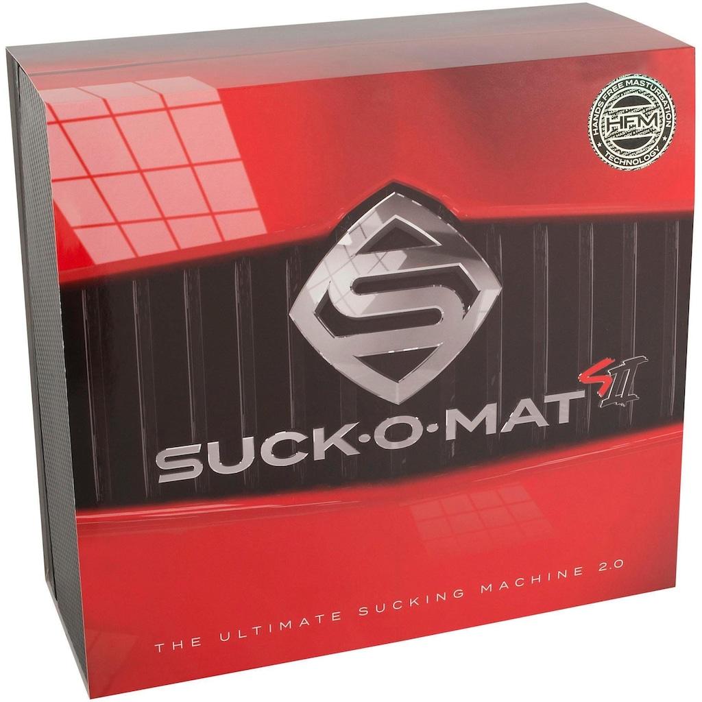 SUCK O MAT Masturbator »Suck-O-Mat 2.0«, Hands-free Masturbation!