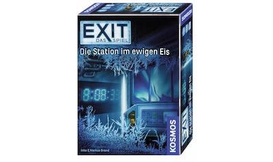 Kosmos Spiel »Exit Das Spiel, Die Station im ewigen Eis«, Made in Germany kaufen