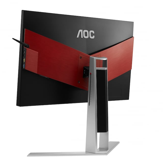AOC »AGON AG241QX« Gaming-LED-Monitor (24 Zoll, 2560 x 1440 Pixel, QHD, 1 ms Reaktionszeit, 144 Hz)